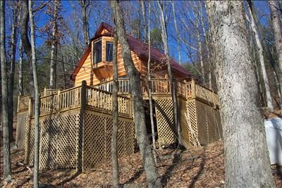Mountain Side Cabin Trenton Vacation Rental Vrfo